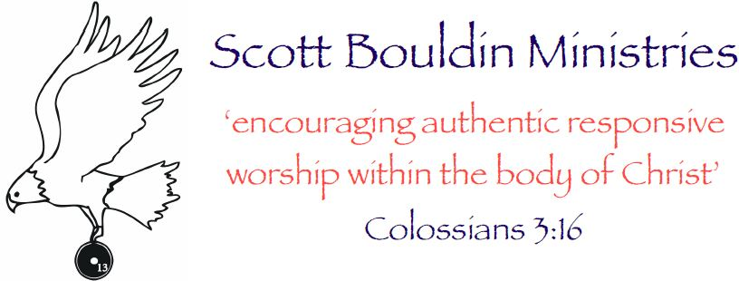 Scott Bouldin Ministries